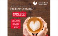 En marcha el Plan Renove #Atulado de calderas de Saunier Duval