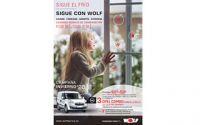 """""""Sigue el frio….. Sigue con Wolf"""" promoción invierno 2018 de Wolf Ibérica"""