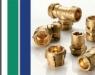 Accesorios de compresión para tubería Conex|Bänninger