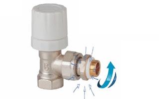 Catálogo de válvulas para regulación de calefacción de Genebre