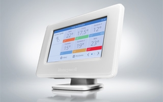Honeywell integra la conectividad Wi-Fi a su termostato Evohome