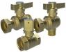 Válvula de esfera Standard Hidráulica para contadores y acometidas