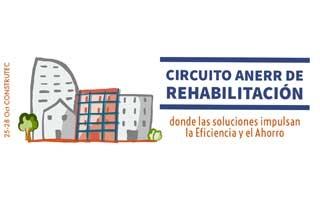 El Circuito de la Rehabilitación de Anerr ultima preparativos para su cita en Construtec