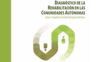 El informe GTR evidencia las diferencias entre comunidades autónomas en materia de rehabilitación de edificios