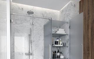 Konvert de Profiltek, la solución para convertir la bañera en una ducha accesible y funcional