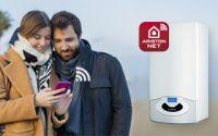 Ahorra hasta un 40% en calefacción con la aplicación Ariston NET