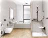 Baños adaptados para personas mayores ¿Cómo hacer un baño seguro?