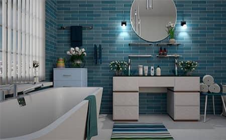 Baños de lujo: cómo conseguir un baño de primera