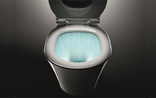 Tecnología de descarga de agua en inodoros AquaBlade® de Ideal Standard