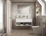 Nueva serie de baño Connect Air de Ideal Standard que combina la modernidad con la atemporalidad