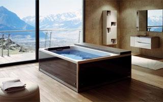 Grandform lanza el nuevo spa LOFT, para instalar prácticamente sin obras en cualquier lugar