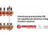 Cómo un colector Giacomini DB conlleva un ahorro de hasta el 25% en una calefacción radiante
