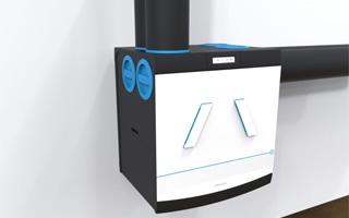 Nuevo Jaga HRC EcoMax, el equipo de ventilación más inteligente de su clase