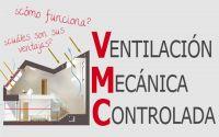 ¿Qué es y cómo funciona la Ventilación mecánica controlada? - Infografía