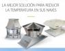 Extractores de tejado Sodeca para naves industriales