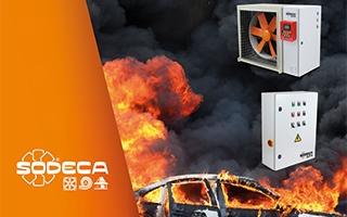 Sodeca presenta sus soluciones integrales para el control del humo