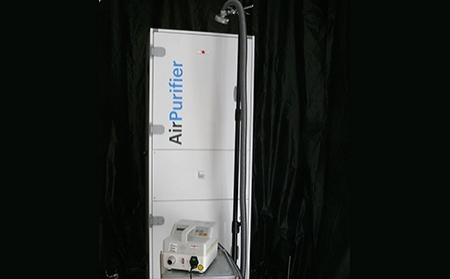 El purificador WOLF AirPurifier demuestra la mayor eficiencia de filtrado de virus y bacterias del mercado