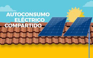 Autoconsumo eléctrico compartido; sus claves y ventajas (Infografía)