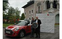 Nuevo ganador del MINI Cooper de Saunier Duval